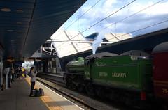 Steam Dreams with Mayflower (Colin Weaver) Tags: 61306 460 lner mayflower reading steamdreams railtour heritage railway railroad steam loco locomotive train