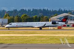 Air Canada Express CRJ-900 (C-FJZD).jpg (Vince Amato Photography) Tags: bombardier commercialairliner aircanadaexpress crj900 vancouverinternationalairport cfjzd britishcolumbia cr9 crj9 cyvr canada ggn jza kv qk skv vancouver yvr zx