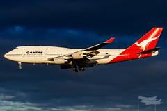 VH-OJA QF B747 16R YSSY-2689 (A u s s i e P o m m) Tags: qantas qf qfa boeing b747 vhoja queenoftheskies syd yssy sydneyairport