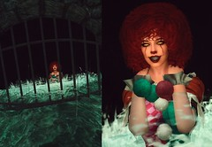 Quick & Dirty #6 (Calithea's Tree House) Tags: skyrim sexy grimalda lionheart it pennywise dancing clown horror parody nini