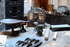 Kitchen Tools (Bri_J) Tags: brodsworthhall englishheritage brodsworth doncaster southyorkshire uk yorkshire nikon d7200 kitchen tools
