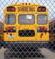 Durham School Services Bus 18 (MikeyWithAnS) Tags: durham vision bluebird