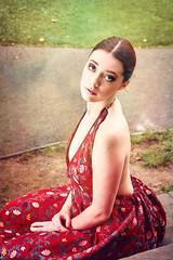 DSC_6734 1 (María Parra Photography) Tags: fashion strobist vestido dress avilés romantic retrato portrait girl woman women nikond3400