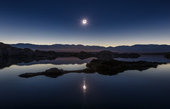 Double Diamond Ring (jpmiss) Tags: reflection argentina eclipse rodeo diamant cuestadelviento travel sun lake nature argentine canon landscape mirror soleil iglesia lac sanjuan reflet andes astronomy wilderness total paysage 6d diamondring sauvage astronomie 2019 totale 1635mm travelvoyage cordilliera cordillière astroscape photopills jpmiss solar solareclipse totaleclipse totalsolareclipseofthesun2019