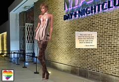 Life is short, like my dress (Brandy Madison) Tags: asteria simplysage izzies dressedbylexi rezology legendaire slnightlife slnightclub sldancing sl secondlife sltransgendermodel slmodel slsexy slfashion slbeauty slfemmefatale slpretty slfeminine slgirls slwomen slhairstyles slhighheels sllgbt sltransgender transgender tgirl sltgirl lgbt sldiversity slgender slpride