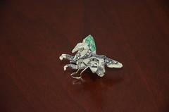 $ Pegasus W (morpheology) Tags: moneygami money dollar origami pegasus flying horse myth