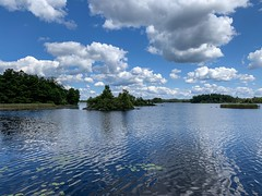 A beautiful day at Möckelsnäs (Steve Bellamy) Tags: summer sweden möckelsnäs