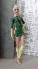 Fashion (MonikafashiondollsFR) Tags: monikafashiondoll fashion royalty integrity violaine perrin beyond this planet nu face