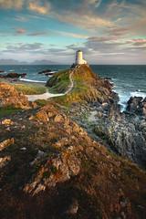 Llanddwyn Island (FJphoto.graphy) Tags: coast coastal colours anglesey llanddwyn island lighthouse sunset views visitwales viewpoint northwales nikon nikond850 nikon1424