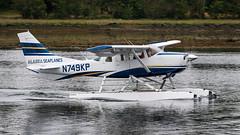 N749KP - Alaska Seaplanes - Cessna U206G (bcavpics) Tags: canada britishcolumbia aviation cessna campbellriver floatplane alaskaseaplanes n749kp plane airplane aircraft 206 seaplane bcpics cae3
