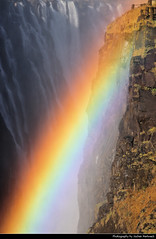 Rainbow, Victoria Falls, Zimbabwe (JH_1982) Tags: victoria falls mosioatunya victoriafälle cataratas chutes 维多利亚瀑布 ヴィクトリアの滝 빅토리아 폭포 виктория smoke thunders rainbow rainbows regenbogen arcoíris arcenciel arcobaleno 彩虹 虹 무지개 радуга wasserfälle wasserfall waterfalls waterfall cascate zambezi river water spray wet landscape nature scenery scenic natur landschaft zimbabwe simbabwe zimbabue rhodesia rhodesien 辛巴威 ジンバブエ 짐바브웨 зимбабве impressive powerful amazing wonder unesco world heritage