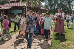 IMG_4417 (shadowtony) Tags: russia suzdal summer nature folklore суздаль лето троица июнь россия природа