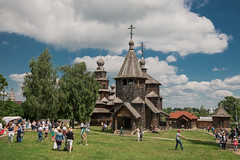 IMG_4163 (shadowtony) Tags: russia suzdal summer nature folklore суздаль лето троица июнь россия природа