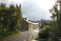 Tenter Terrace - Durham City  - England (William Mewes) Tags: durham tenterterrace
