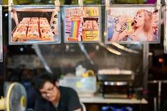 Night Market | Bangkok Thailand (Paul Tocatlian | Happy Planet) Tags: thailand bangkok street streetphotography foodmarket night nightphotography happyplanet asiafavorites