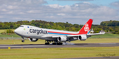 "Boeing 747-8F  ""Jumbo"" Cargolux (Ratters1968: Thanks for the Views and Favs:)) Tags: canon5dmkiv martynwraight ratters1968 canon dslr photography digital eos flight flying fleugzeug aeroplane plane aeronautics aircraft avions aviation avioes aeronef transport airplane air jet prestwick prestwickinternationalairport scotland ayr ayrshire glasgowprestwick boeing seattle washington theboeingcompany boeingfields painefield everett williamboeing jumbo jumbojet boeing747400 747 queenoftheskies sutter joesutter cargolux luxembourg 7478f transporter heavy heavylifttransporter cargo freight"