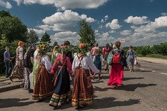 IMG_4418 (shadowtony) Tags: russia suzdal summer nature folklore суздаль лето троица июнь россия природа