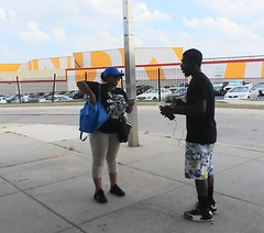 ITA_IDC_MTA_TSABaltimoreMondawmin_071719_06 (Idle Time Ads) Tags: streetteam publicoutreach itapromotions idletimeadvertising maryland washington dc virginia tsa mta marylandtransitadministration seesomethingsaysomething baltimore