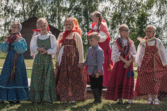 IMG_4312 (shadowtony) Tags: russia suzdal summer nature folklore суздаль лето троица июнь россия природа