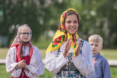 IMG_4213 (shadowtony) Tags: russia suzdal summer nature folklore суздаль лето троица июнь россия природа