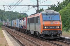 BB 26229 (Regio2n SNCF Pictures) Tags: saintfons béton sybic sncf bb26229 bb26000