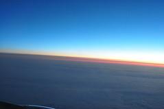 lever du soleil à 10 km d'altitude (abdallahh) Tags: avion airplane aurore lever soleil sunrise восход солнца самолет небо