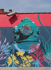 StreetArt (giuselogra) Tags: murales art streetart streetphoto street urbanart urban graffiti torino turin piemonte piedmont italy italia