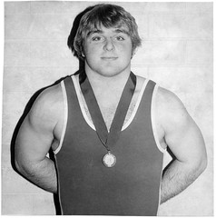 1982 - Tim Hand - state wrestling champion