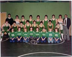 1982 - boys wrestling