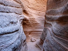 Tent Rocks NM in NM (westernlandscapes) Tags: tentrocksnationalmonument newmexico landscapes west american landscape western southwest hike trail nature slotcanyon