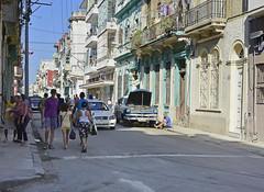 Morning street scene in La Habana Centro, 03-15-2019 042