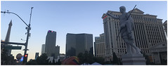 Las Vegas Boulevard - Caesar's Palace (Markus Alydruk) Tags: caesarspalace lasvegas nevada nv usa america madhare casino hotel resort lasvegasboulevard statue columns pillars sculptures buildings skyscrapers cosmopolitan eiffeltower paris sincity clarkcounty caesar julius