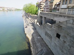 Basel Tour A (14) (FT.M) Tags: basel switzerland europe travel rhine river ducks castle tour beautiful tower cathedral gate moat hosts art architecture bridge