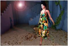 ❤ Rica (Aziza Style) Tags: hillyhaalan eudorabeauty veechi darkpassionskoffinnails marmeladnygirl aseriz vibing nomatch fatalfashion cuteposing minimal secondlife