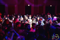 AMW - Anime Midwest 2019 - Saturday Rave (Rick Drew - 23 million views!) Tags: amw anime midwest chicago rosemont il illinois comic con convention fandom cosplay entertainment event ohare hyatt manga costume fan community otaku scifi fashion japanese culture animation july 2019 lights fog rave music party dance edm bass stage crowd festival