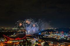 untitled-09575 (tiffanygibbons) Tags: 2019 calgarystampede fireworks july stampede