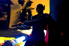 Thor, The Mighty (misterperturbed) Tags: thor thorragnarok mezco mezcoone12collective one12collective marvel disney godofthunder lifx