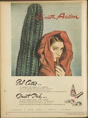 1948 advertisement for Elizabeth Arden lipsticks (Matthew Paul Argall - Old Ads) Tags: 1948 1940s advertisement advertising old vintage classic lipstick cosmetics