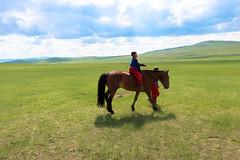 two boy jockeys (kiwi vic) Tags: mongolia sergelen nomadic nomads horses horseracing trials