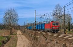 DB 191 017 (maurizio messa) Tags: dbci unicreditleasing vectron siemens 191 cargo lombardia mau bahn ferrovia fret freighttrain guterzuge treni trains railway railroad