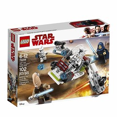 Clone Trooper Army Builder Battle Pack Sees Significant Discount (fbtb) Tags: 75206 jedi clone troopers battle pack