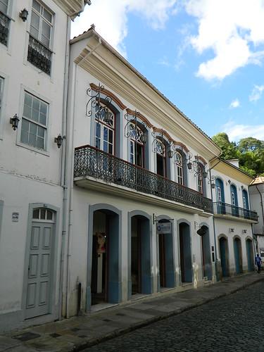 Casa de Tiradentes - Ouro Preto (MG)