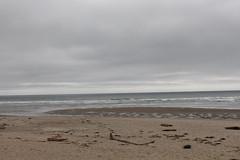 Ocean + Beach (Couch&Canvas) Tags: beach sand sky surf oregon playa clouds waves