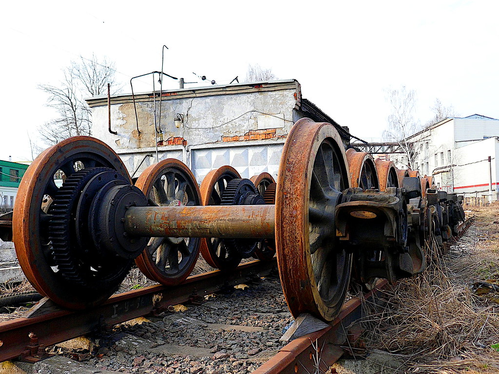 фото: steel wheels