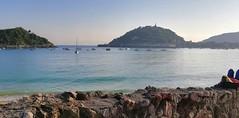 Cielos despejados en Donostia (eitb.eus) Tags: playa gipuzkoa donostiasansebastian 32961 eitbcom tiemponaturaleza jonhernandezutrera tiempon2019 g152113