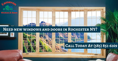 New Window Installation In Rochester NY (cameronwindowsanddoorsmkt) Tags: new windows installation replacementwindows