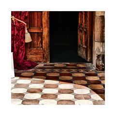 Shadow (CJS*64) Tags: scotland colour colours squareformat square squares travel travelling travelphotography tyndrum refreshments cafe artisancafe cjs64 craigsunter craig shadow door panasonic lx100 panasoniclx100