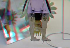 De Keerzijde CODA Museum Apeldoorn 3D (wim hoppenbrouwers) Tags: keerzijde coda museum apeldoorn 3d anaglyph stereo redcyan dekeerzijde codamuseum apeldoorn3d