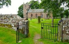 Rural Cumbrian Church (Adam Swaine) Tags: cumbria rural ruralchurches churches church village villagechurch england english pennines aonb uk ukcounties northeast beautiful stonewall churchwalls gravestones englishvillages britain british 2019