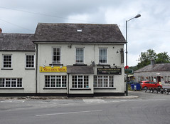 New Golden Wok & The Lord Rhys Hotel, College View, Llandovery, Carmarthenshire 17 July 2019 (Cold War Warrior) Tags: takeaway catering chinese pub hotel llandovery carmarthenshire